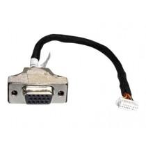 Shuttle PVG01 - Câble VGA - HD-15 (F) - 16 cm