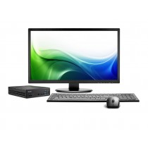 Shuttle Slim - D 1100B  Robust Slim PC for powerful Skylake processors