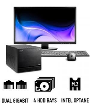 R8 2710P - Mini-PC haut de gamme doté de la technologie Intel Optane