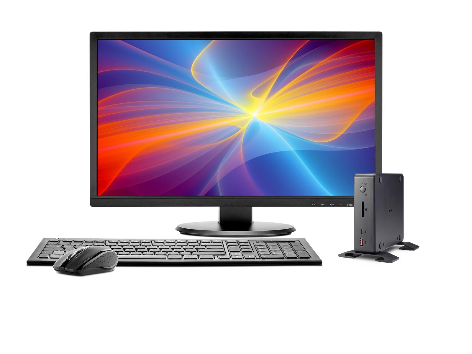 NC1010B Nano Series Intel i3/ i5/ i7 nouvelle génération avec Intel Whiskey Lake