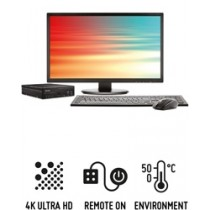 Shuttle XPC D3110B - Slim-PC performant pour processeurs Intel Coffee Lake