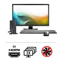 DS7700B Series with Intel i3/ i5/ i7 Fanless
