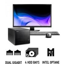 R8 2700P - Mini-PC haut de gamme doté de la technologie Intel Optane