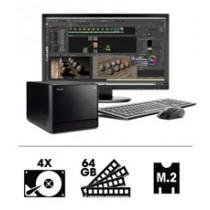Shuttle XPC R8 2710S - 3D Workstation