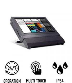 Shuttle P2000T - PC All-in-One compact pour points de vente caisse et applications professionnelles