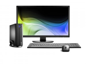 X 1700B  Efficient and powerful 3-litre PC